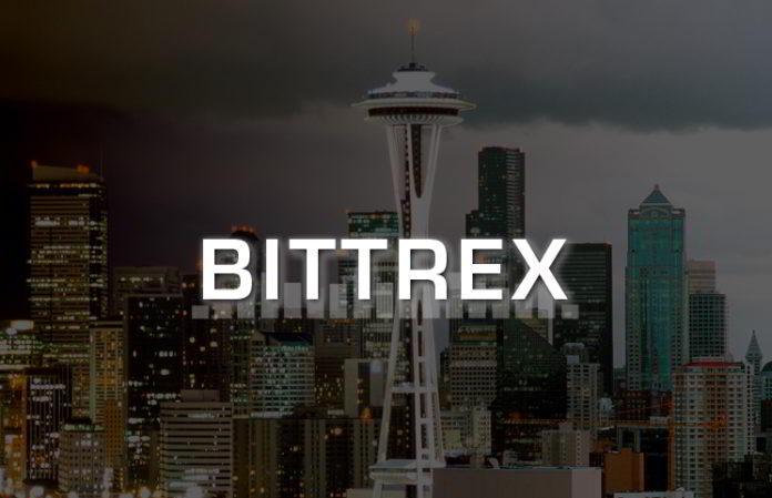 Bittrex tapeta giełdy kryptowalut
