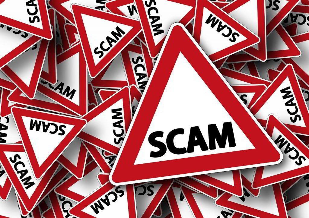 Oszustwa Bitcoin Scam