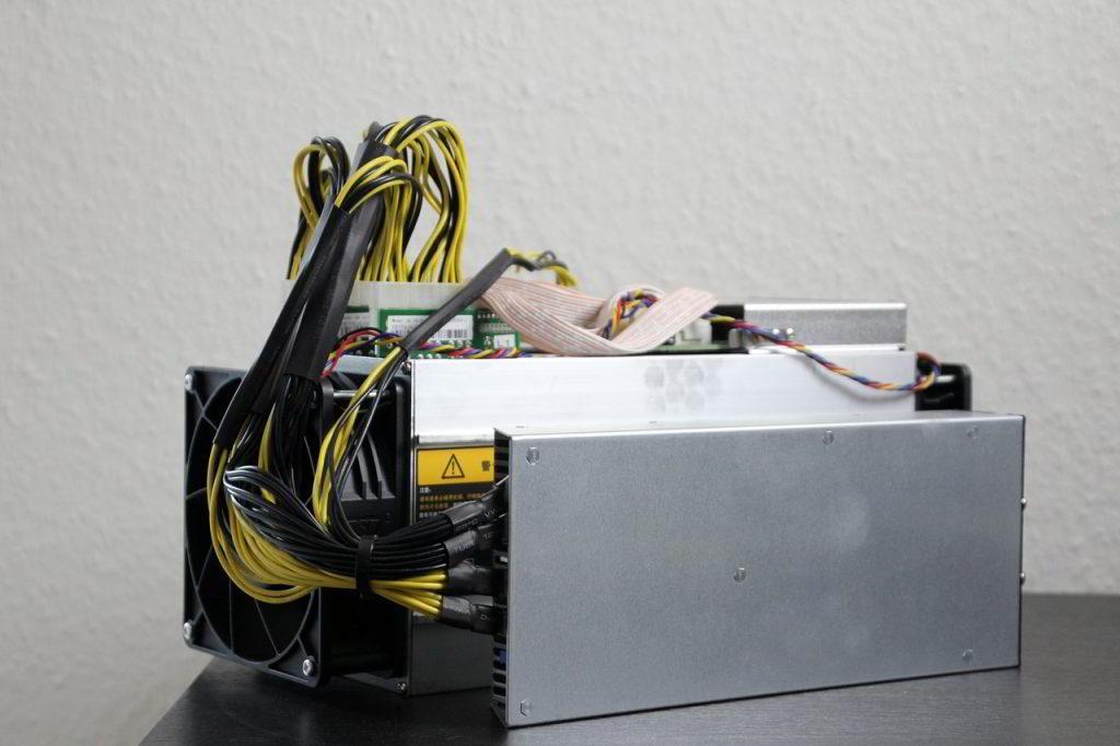 Koparka Bitcoin Antminer