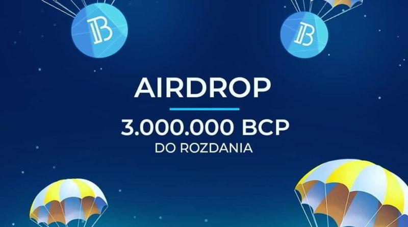 AirDrop tokenów BCP od Blockchain Poland