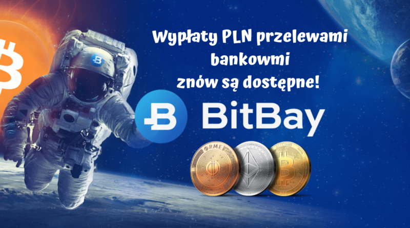 BitBay przelewy bankowe
