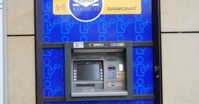 Wypłąta w bankomacie BitBay