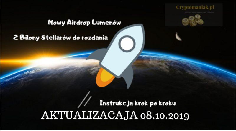 Airdrop Stellar Keybase