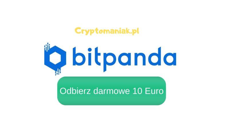 Jak odebrać 10 Euro od BitPanda.com za przelew XLM od Keybase