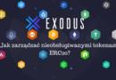 Exodus tokeny ERC20