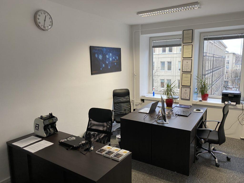 Bitcoinpro.exchange kantor kryptowalut w Warszawie