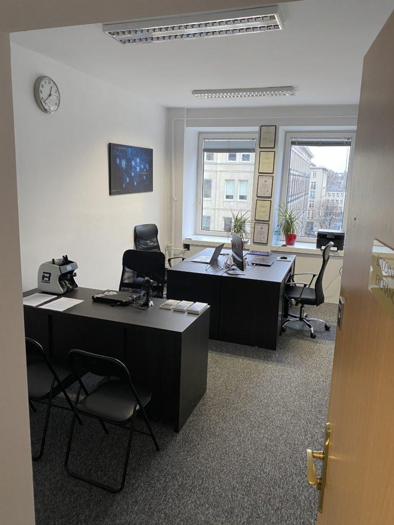 bitcoinpro.exchange biuro