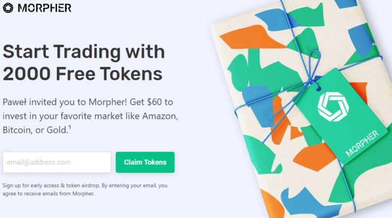 Morpher airdrop 2020